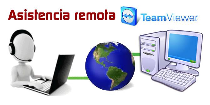 Asistencia técnica remota de Abauntz Software