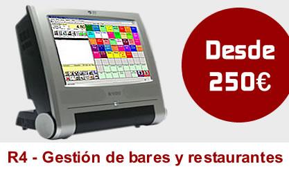 Promoción Software R4 - Gestión de bar-restaurante